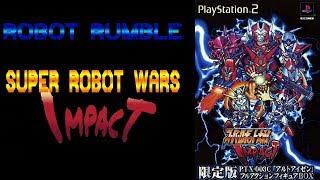 Robot Rumble: Super Robot Wars IMPACT (002-3 Hearts)
