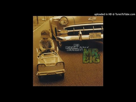 06 - Mr. Big - Daddy, Brother, Lover, Little Boy (Album: Big, Bigger, Biggest The Best Of)