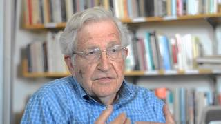Noam Chomsky (2014): Markets Sharply Restrict Choices