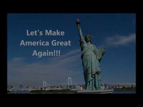 Douglas Taylor - Lets Make America Great Again