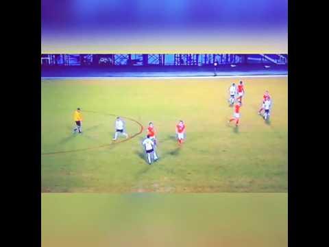 Cedartown High School Soccer Juan Segura vs Callaway 2016