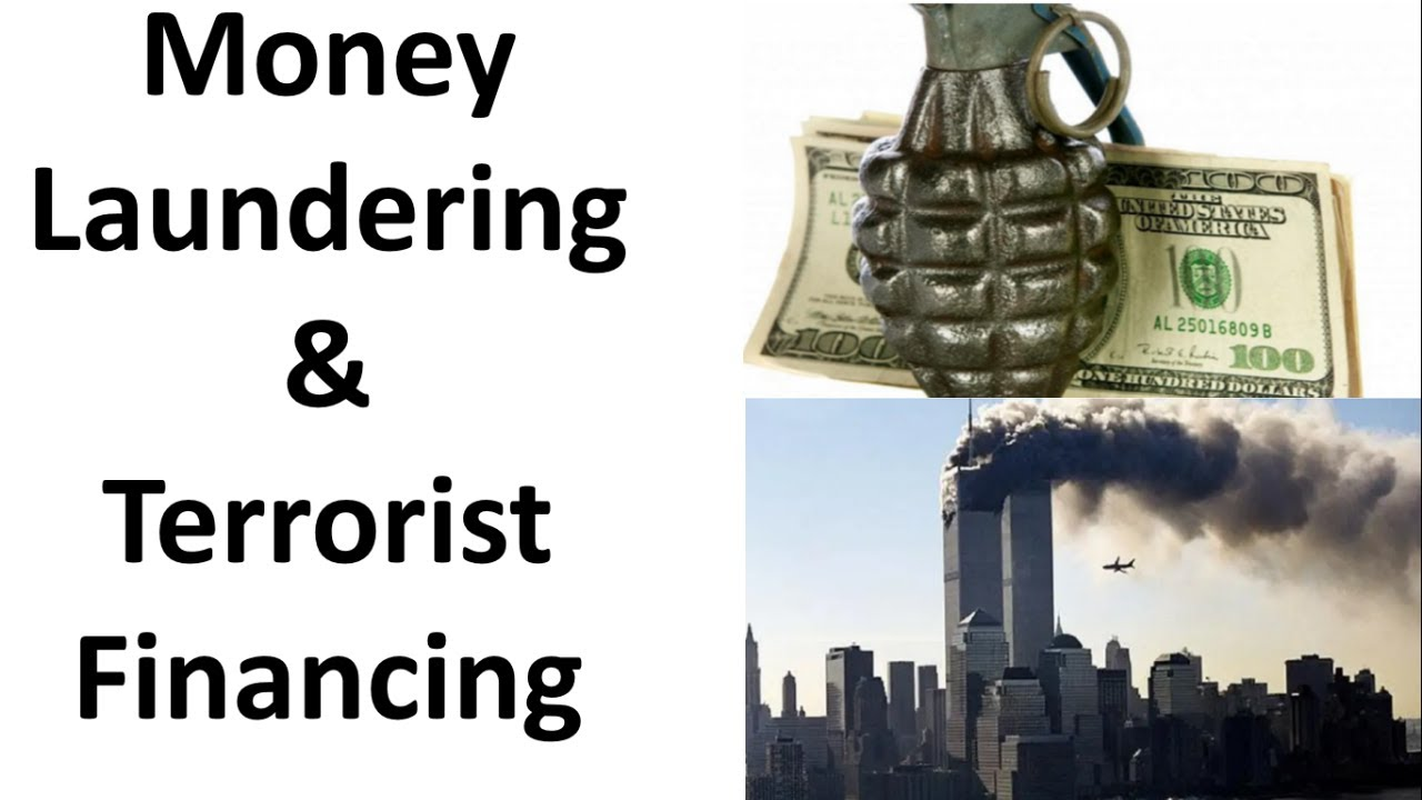 Difference between Terrorist Financing and Money Laundering