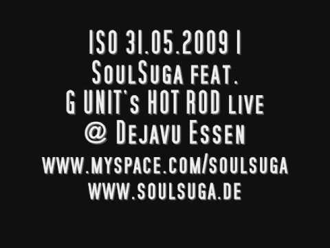 HOT ROD ft. TILA TEQUILA - Live on stage @ Deja Vu / Essen