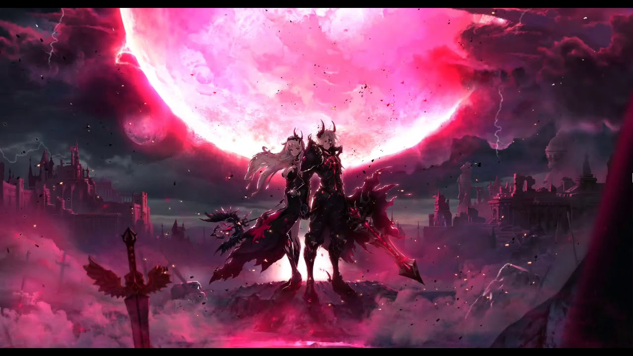 Kings Raid Pandemonium Live Wallpaper For Android Youtube