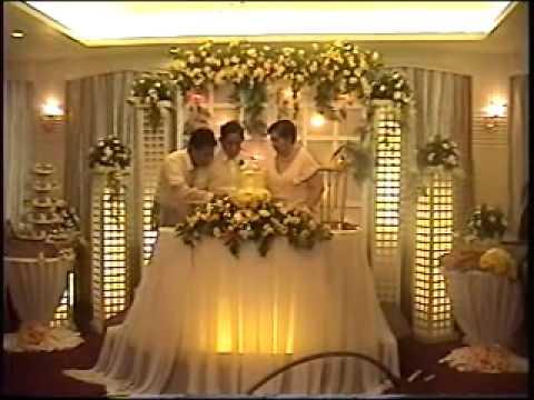 Wedding Reception Program Wedding Traditions For Golden Wedding