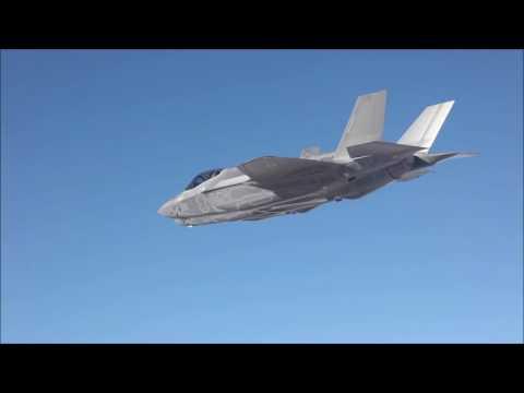 F 35I Adir Nevatim Israeli Air Force Base Quals Jan 2017