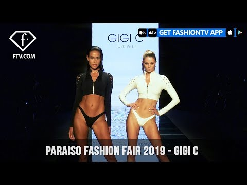 Gigi C Flexible Miami Swim Week Spring/Summer 2019 Collection.....Fashionweekly...On Fow24news.com