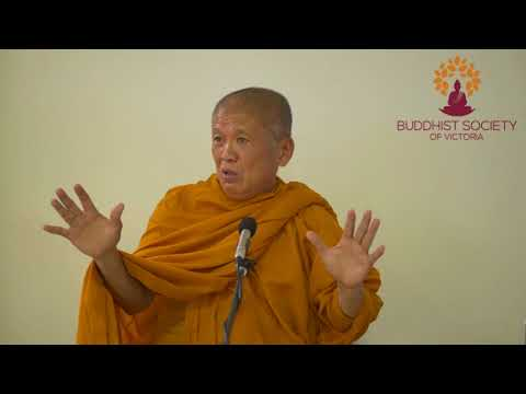 Ven Dr. Vimokkha Metino - Session 8: Breathing as Home