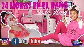 Download lagu 24 Horas en el baño / Todo rosa...By Oriana Aznar