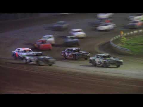 Dacotah Speedway Wissota Street Stock A-Main (8/11/17)