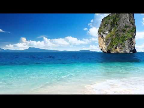 Relaxation Sea Beach Waves Sounds 528 hz Sleeping and Meditation Nature Frequencies