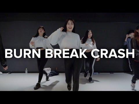 Burn Break Crash - Aanysa x Snakehips / Beginners Class
