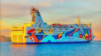 M.S. Princess Anastasia, Helsinki to St. Petersburg, 72 Hour Free Visa Cruise/Ferry Into Russia