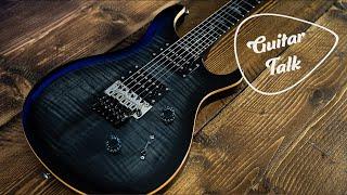 Guitar Talk - PRS SE 2021 Custom 24 Floyd Rose Review