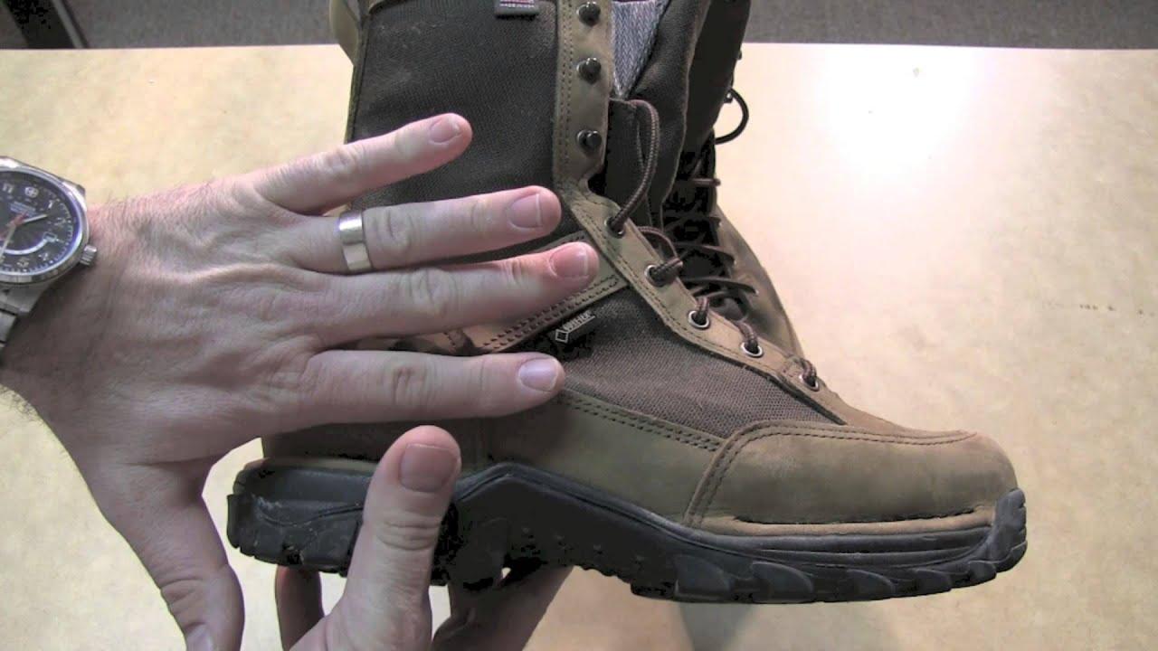 Danner Ridgemaster GTX Boot - YouTube