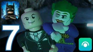 LEGO Batman: DC Super Heroes - Gameplay Walkthrough Part 7 (iOS, Android)