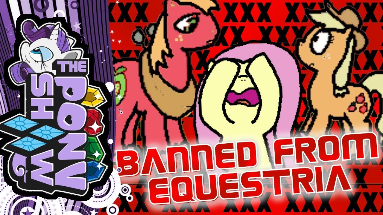 Mlp banned from equestria daily