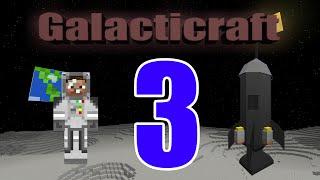 Обзор обновления мода galacticraft 3 для minecraft 1.7.2 (Версия мода 3.0.0.130)
