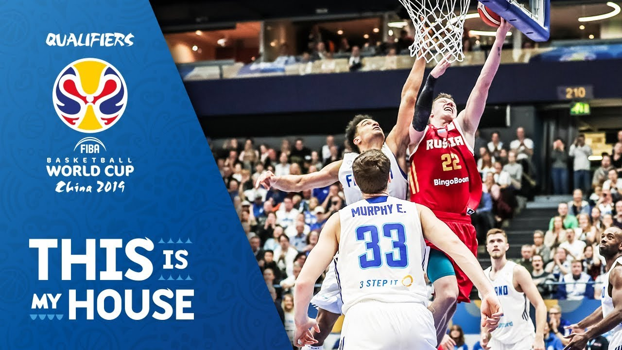 Finland v Russia - Full Game - FIBA Basketball World Cup 2019