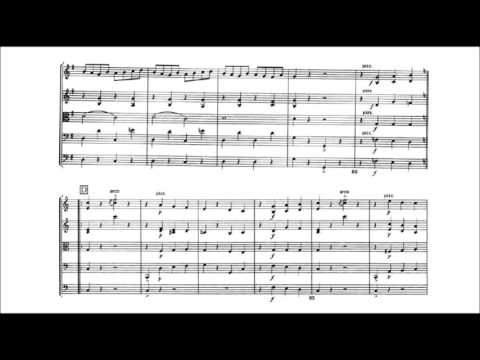 Leroy Anderson - The Typewriter (audio + sheet music)