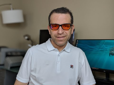 Swanwick Blue Light Blocking Glasses   Gamer And Computer Eyewear Review