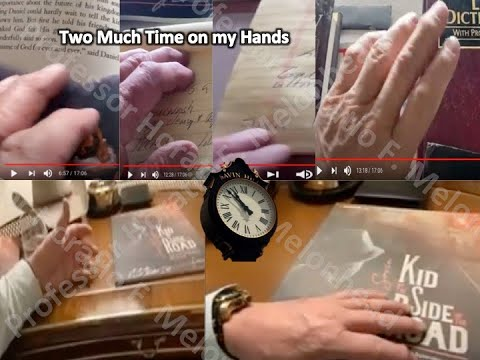 """Two Much Time On My HANDS"" Styx+CYO (Our channel is NON PROFIT Non Monetized - Cancer Cur"
