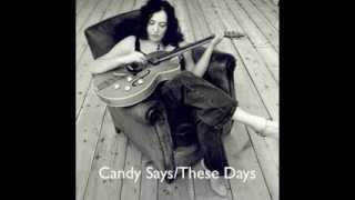 ☞Kathryn Williams ☆ Candy Says/These Days (Lou Reed/Jackson Browne)