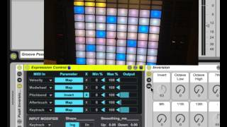 Ableton Push Free Download - Ribbon Strip Concepts and Rack