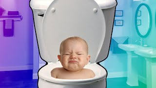 Drowning Babies In Toilets.. | Who's Your Daddy?