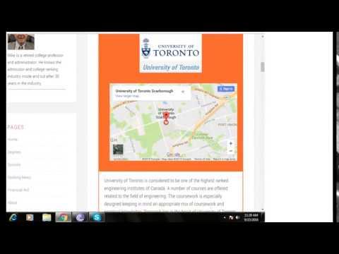 Top Ten University In Canada 40
