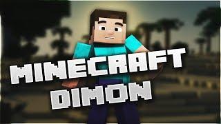 Ο Dimon ΞΑΝΑ ΠΑΙΖΕΙ MINECRAFT - Dimon Asterakia