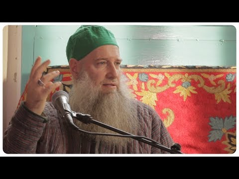 Men is a tree upside down - Pir Burhanuddin Herrmann
