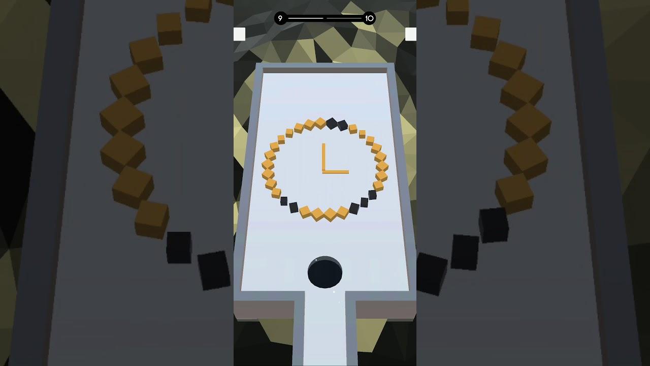 Circle Hole Level 9 Gameplay Walkthrough