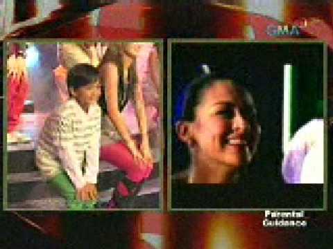 """MARIAN RIVERA in SOP """"SABAY SABAY TAYO"""" February 1, 2009"""