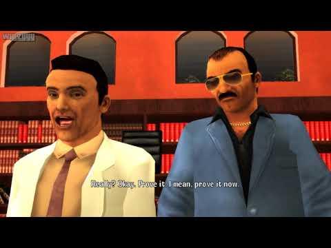 GTA Vice City Stories - Mission #33 - The Mugshot Longshot