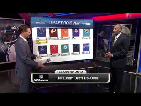 NFL.com Draft Decision Do-Over: 2012