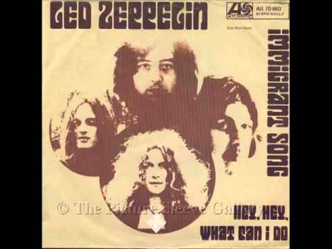 Led Zeppelin - Hey Hey What Can I Do