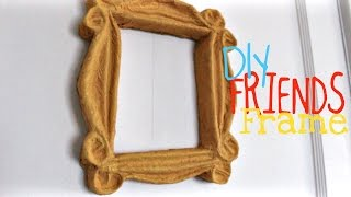 "DIY | ""Friends"" Peephole Door Frame"