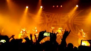 babymetal black gj live playstation theater