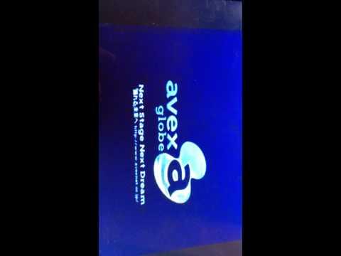 Avex globe logo (2000-...)