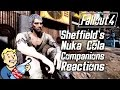 Fallout 4 - Sheffield's Nuka Cola Needs - Companions Reactions to All Answers