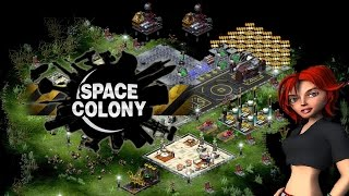 Let's Play Space Colony: Steam Edition - Spacebase Simulator! Gameplay Quick Look PC HD