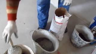 видео Клей для плитки