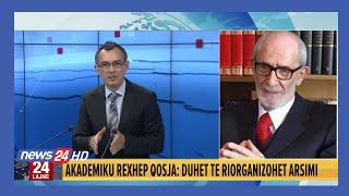 Rexhep Qosja Tregon Ndryshimin E Madh Me Kurtin Kryeministër Ja çfarë Do Të Ndodhë Me Shqipërinë