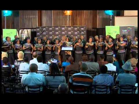 SABC Choir - Ke Rume Mang (SeSotho Wedding Songs) (Journey Of The SABC Choir)