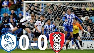 Sheffield Wednesday V Rotherham United | 2014/15 Sky Bet Championship Highlights