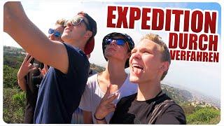 VERLOREN IN DEN USA mit DieLochis, BradeTV & Sprink - USA TRIP #8