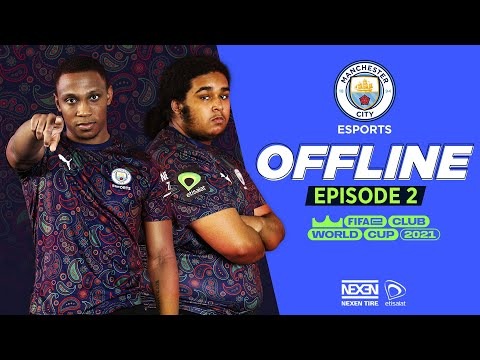 I WANTED TO WIN SO BADLY! | FIFAe CWC | OFFLINE EP02