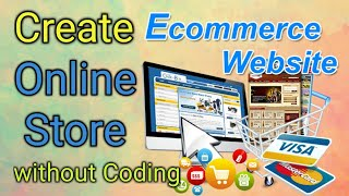 Wie Erstellen Sie einen Online-Shop E-commerce-Website in Hindi | Erstellen Website wie Flipkart , Amazon