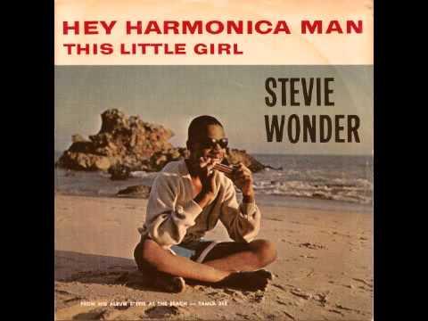 STEVIE WONDER - This Little Girl - TAMLA